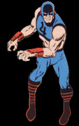 Comic Zodiac Super heroe
