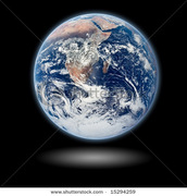 stock-photo-earth-model-with-black-background-and-shadow-15294259