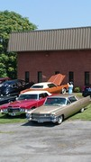 Cadillacs at USA Parts Supply