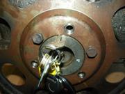 hydrmatric driveplate on a TH Crankshaft end (4)