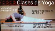 cartel yoga 2015 febrero