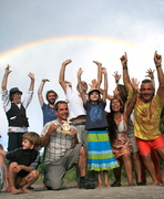 The People of the Rainbow!