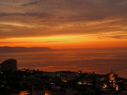 Galeana sunset - pv,mex