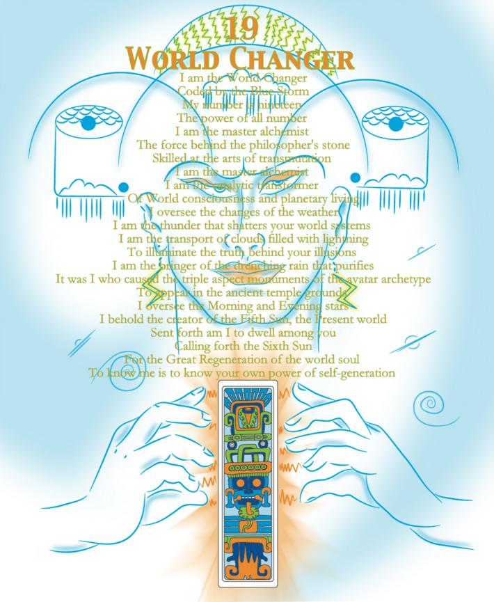 19 World Changer