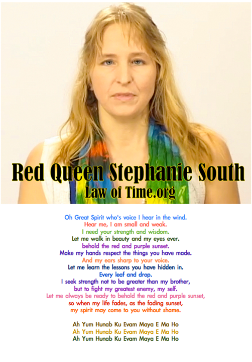 Red Queen Stephanie South