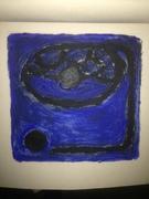 Blue spectral storm:)