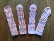 Socken Zwilling