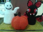 Unsere Halloween-Mitbewohner :-)