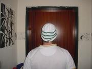 Mütze von hinten