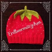 Erdbeermützchen