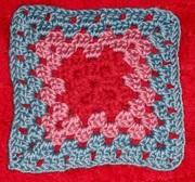 Quadrat 3 - Erstes Granny