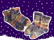 Socken im Partnerlook