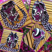 Wayuu mochila die II.