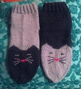 Kitty Socks Photo1