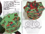 DF-Mütze Onion Dome