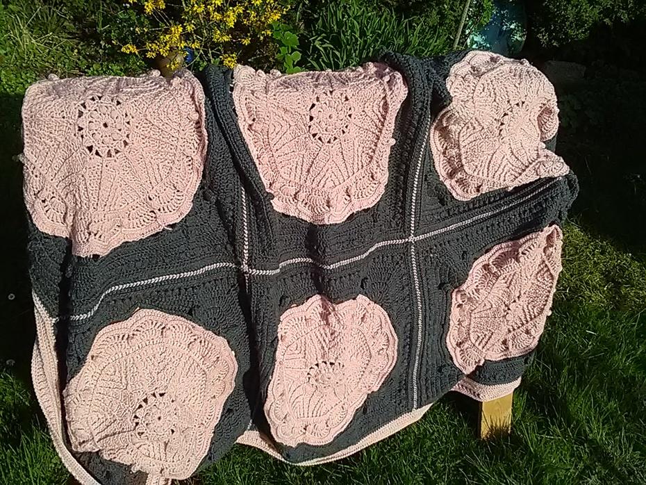 Mayan Blanket