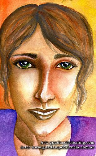 watercolor number 2