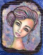 Black Ghost Girl 2