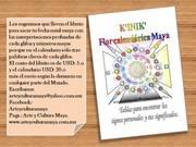 Consulta de fecha maya.