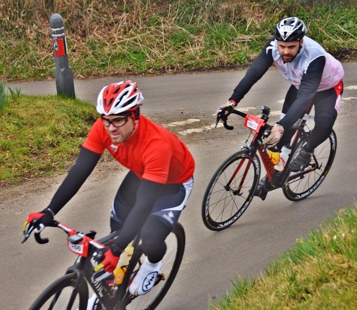 Bike race. 22 Mar