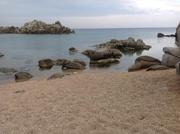 The coast of Northern Sardinia