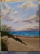 Carrabelle Florida Paintings