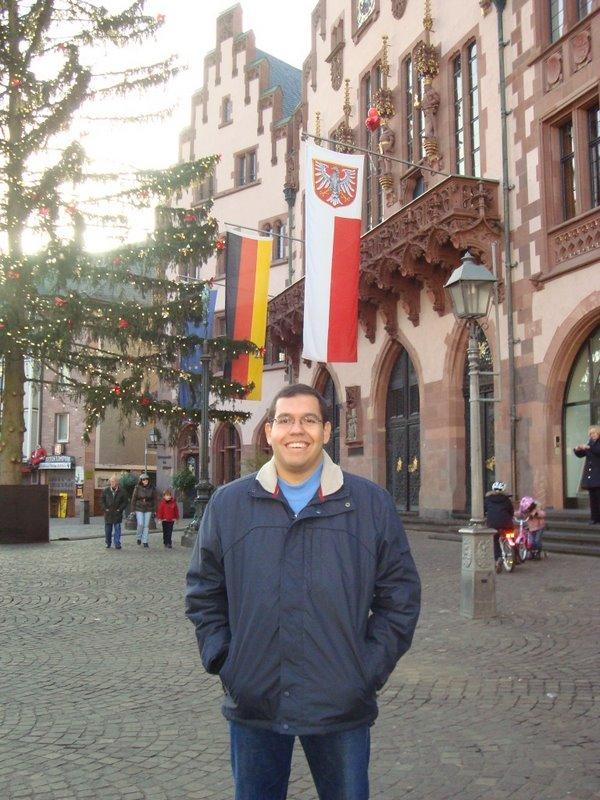 Frankfurt - praça