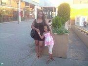 eu e minha filhinha
