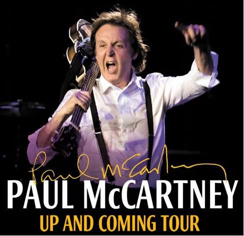 Paul McCartney in Porto Alegre / Brazil