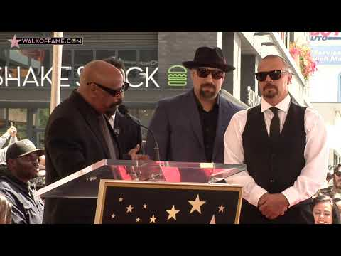 THE HOLLYWOOD WALK OF FAME IS INSANE FOR CYPRESS HILL
