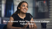 AOC on Electoral College