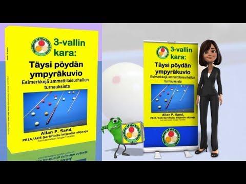 Varaa video 3-vallin kara: Täysi pöydän ympyräkuvio (fi)