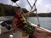 Will at the Lake