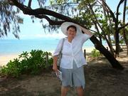 Aunty Pam at Palm Cove