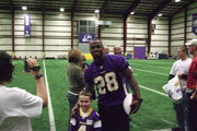 Adrian Peterson all day