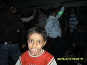 AT DANCE PARTY