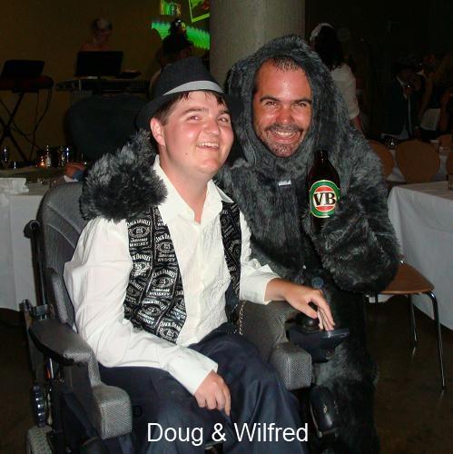 Doug  and Wilfred