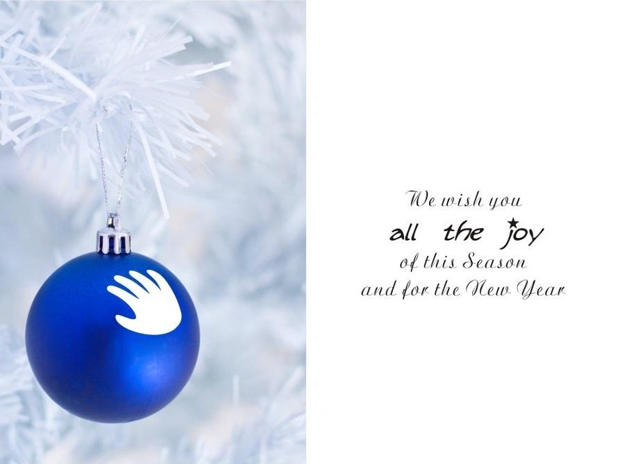 DF Christmas card