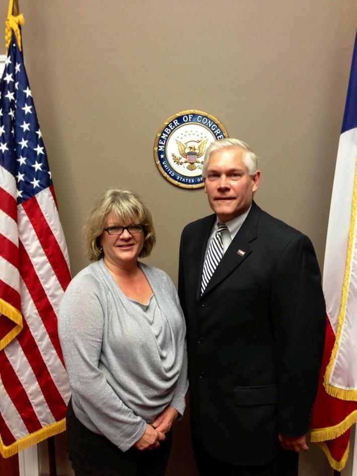 TX - Congressman Pete Sessions