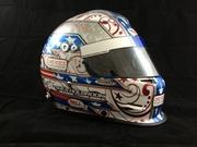 Shea Holbrook Racing Helmet