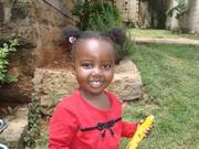 Wambui Wainaina,Kamau's sister