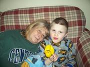 Ryan and Grandma