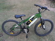 More amazing uses for a kids bike!