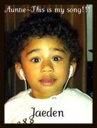 My nephew Jaeden