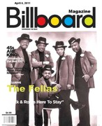 BILLBOARD MAGAZINE COVER FEATURING THE FELLAS...LOL