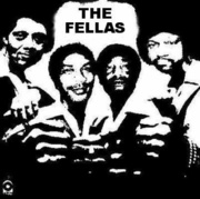 THE FELLAS - PERSUADERS COVER
