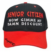 hat senior
