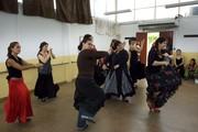 fotos del curso de Artes escenicas en flamenco