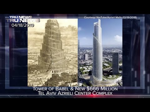 Israel Plans to Build the Third Temple and a Tower of Babel?