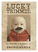 LUCKY TRIMMER Tanz Performance Serie # 19
